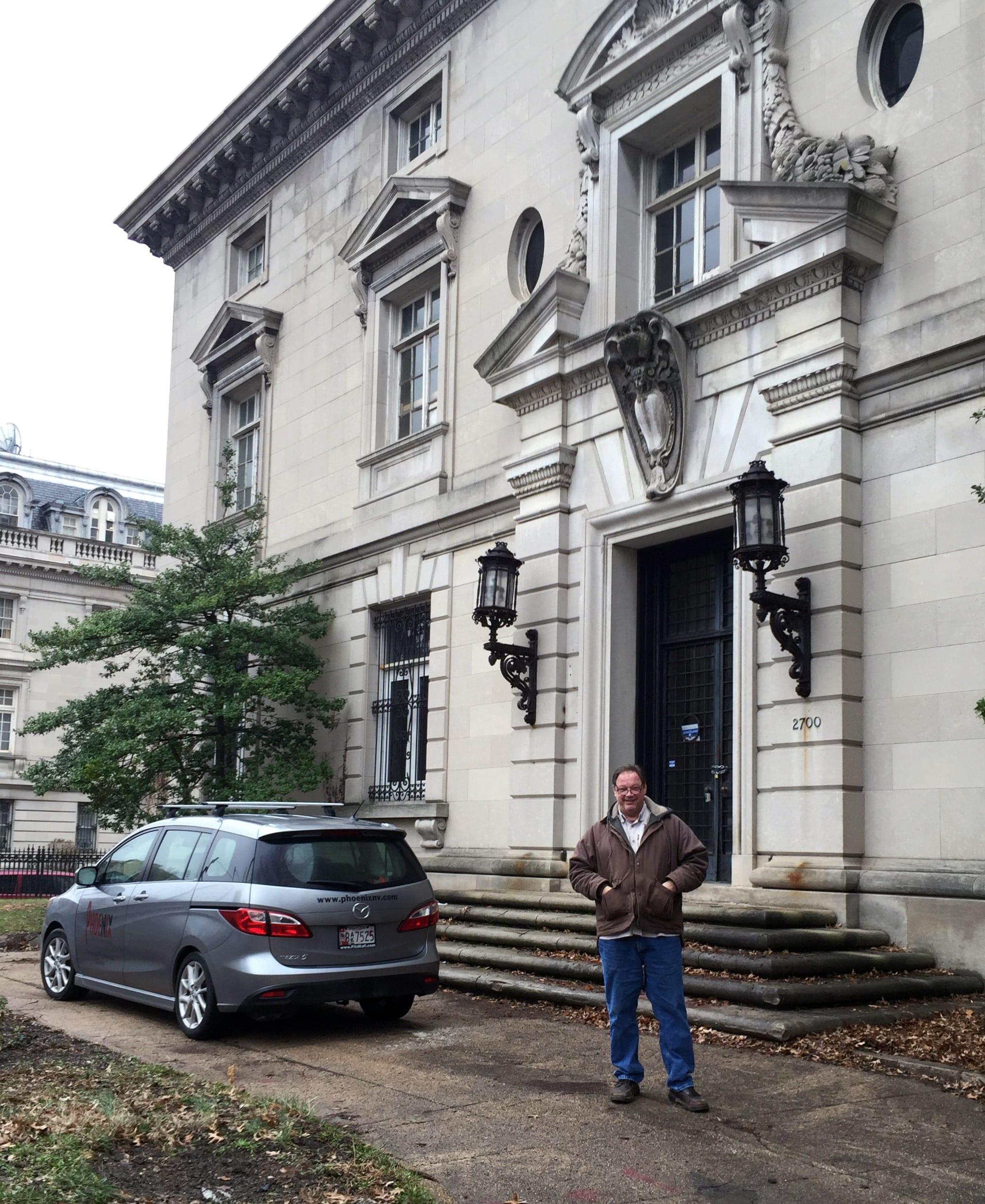 Old Italian Embassy